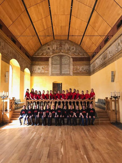 Chamber Choir Ivan Filipovic - Stirling Castle