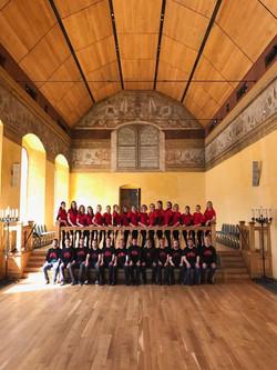Chamber Choir Ivan Filipovic - Stirling Castle