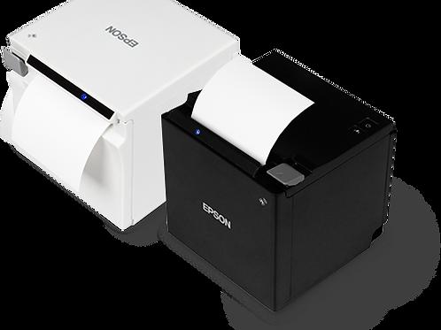 Epson Bondrucker TM-m30 mit WiFi, vorkonfiguriert