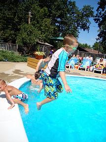 summer camp fun in Minnesota