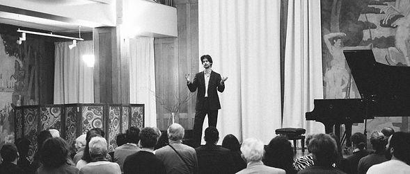 House Keys Performances | Bespoke Classical Piano Home Concert Event John Kamfonas Founder