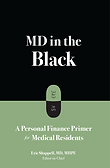 MD in the Black Book Cover