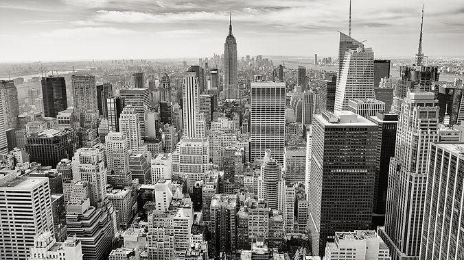 New-York-City-Black-And-White-Wallpaper-