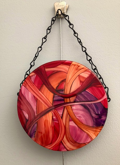 """Sunset Ribbon"" by Nancy Davis"