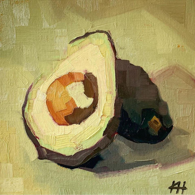 """Avacado"" by Kyle Heath"
