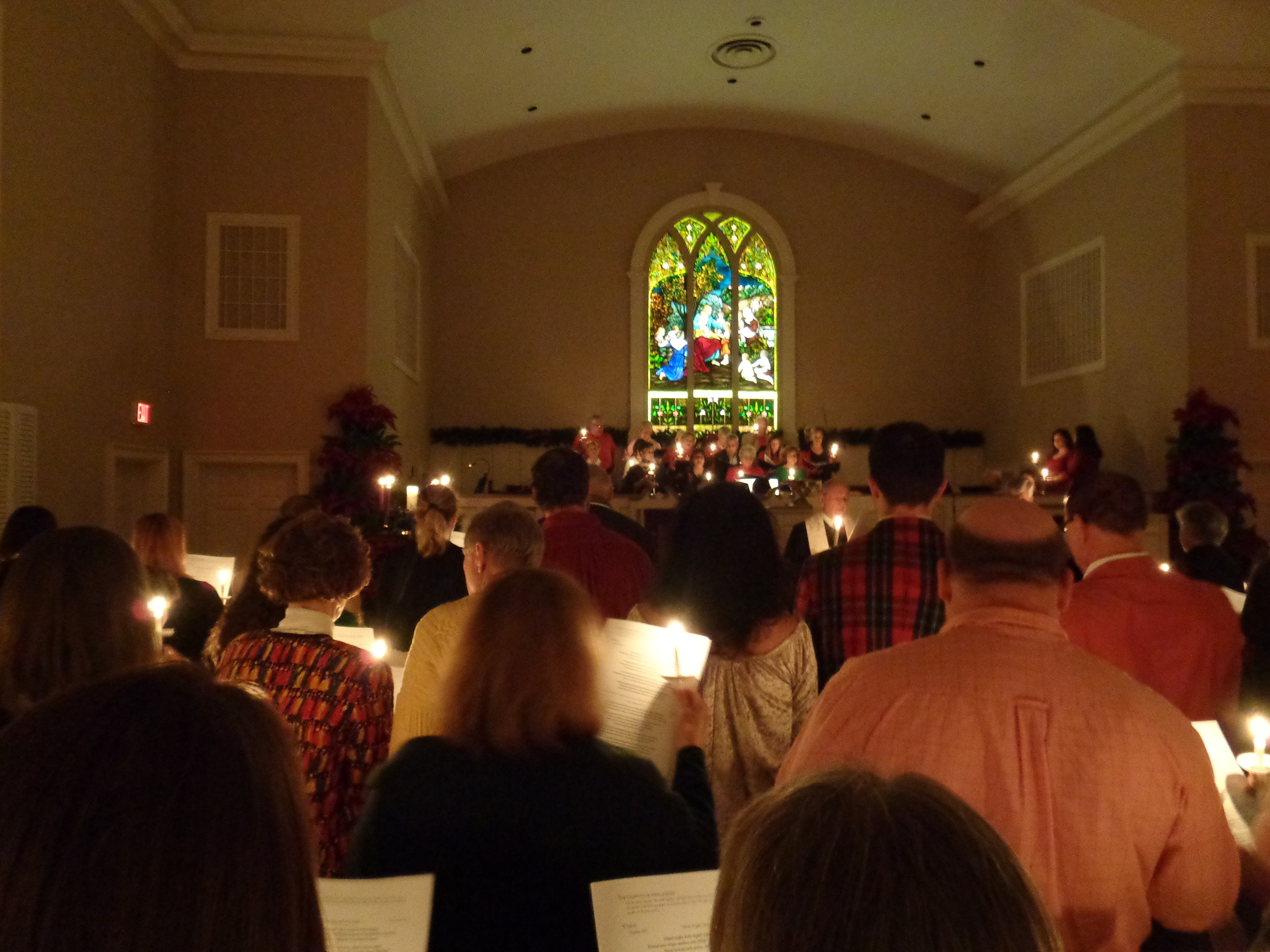 Christmas Eve-Candlelight Service at GPC