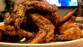 Mrs B's Salt & Pepper Wings