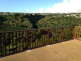 Railing by SNJ Supply, Hawaii Knotwood Installer