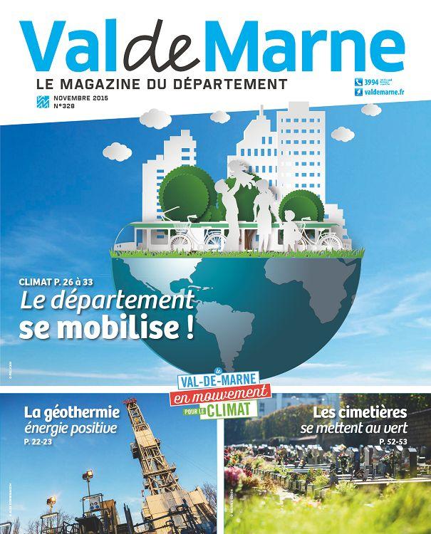Val-de-Marne Magazine