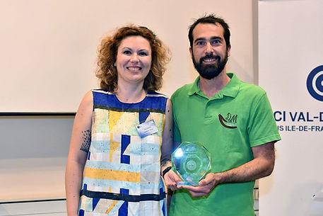 Prix E-RSE Label Or pour DM Compost
