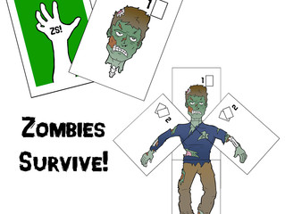 Zombies Survive has launched on Kickstarter
