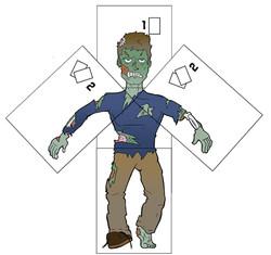 Zombie bodies