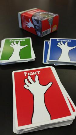 Zombies Survive decks