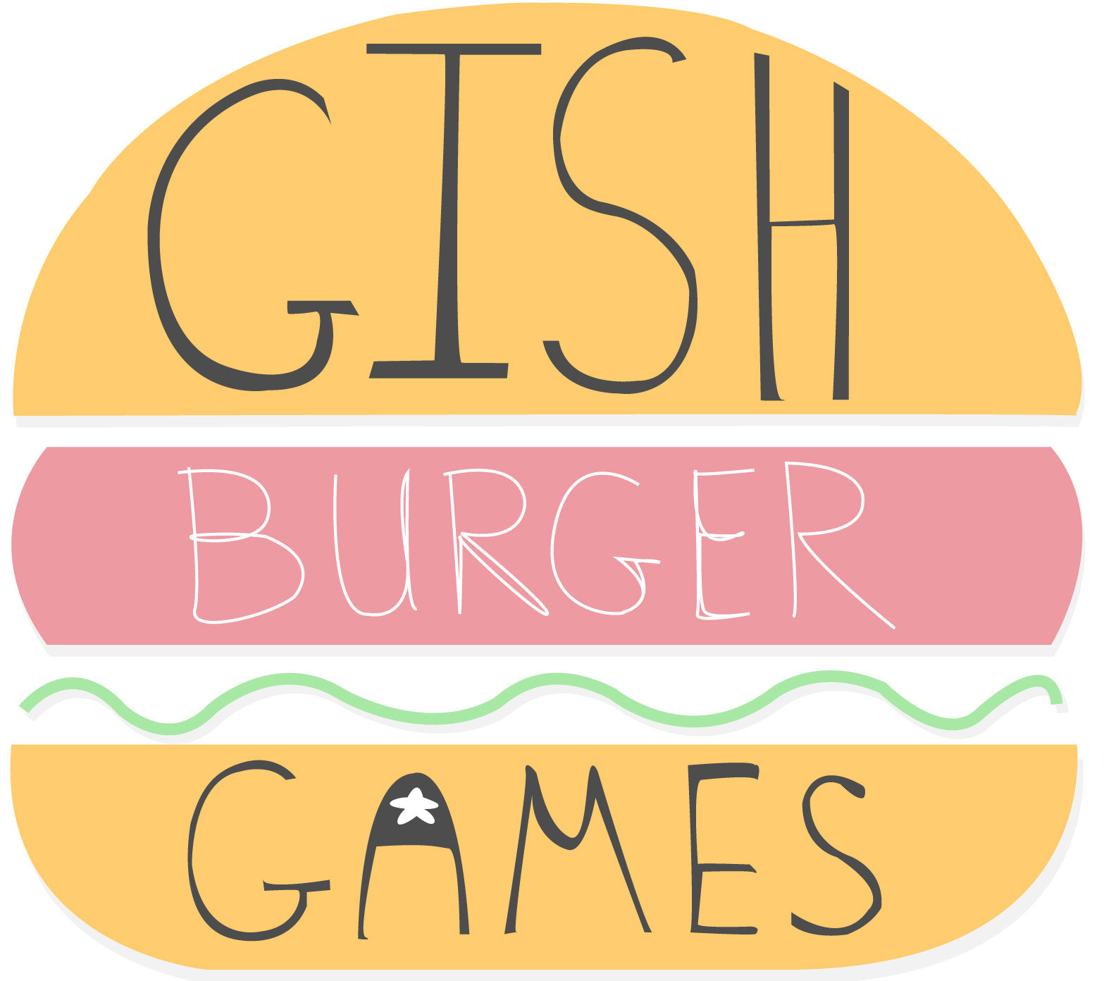 GishBurger Games Logo