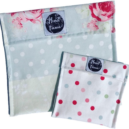 Spots, Reusable Snack Bag
