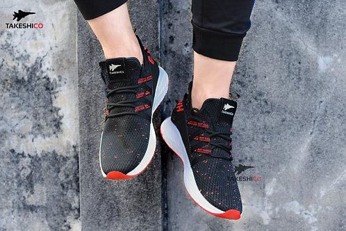 TakeshiCo KE09RR Sneaker Running Sport Shoes