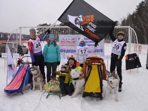 Чемпионат России 2017 снежные дисциплины