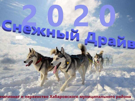 Снежный Драйв 2020
