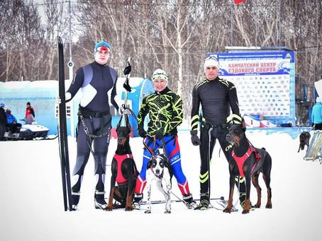 Чемпионат Камчатского края по ЕС, Кубок России 1 этап (снежные дисциплины) 2018