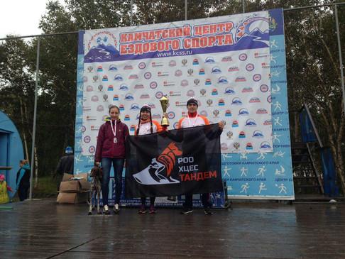 Чемпионат Камчатского края по ЕС, Кубок России 2 этап (бесснежные дисциплины) 2017