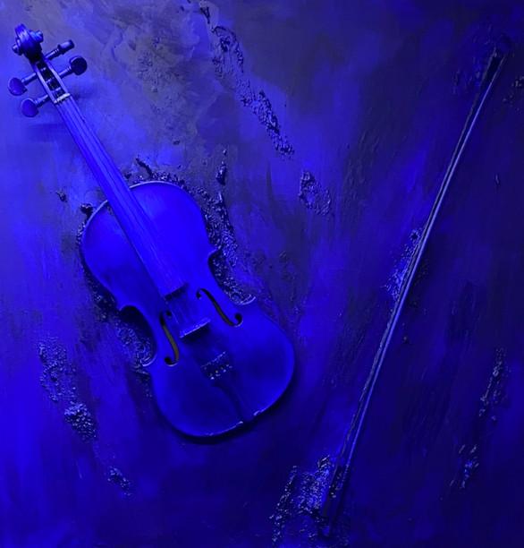Moz'Art Bleu Outremer