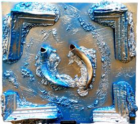Choferot bleu