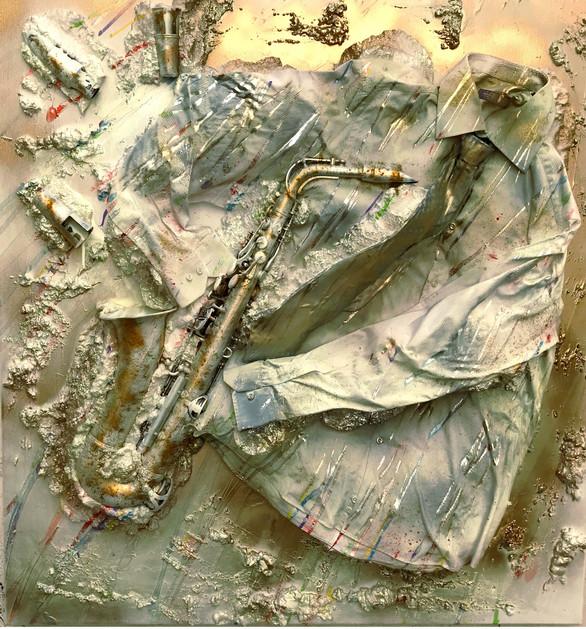 Le joueur de Saxophone