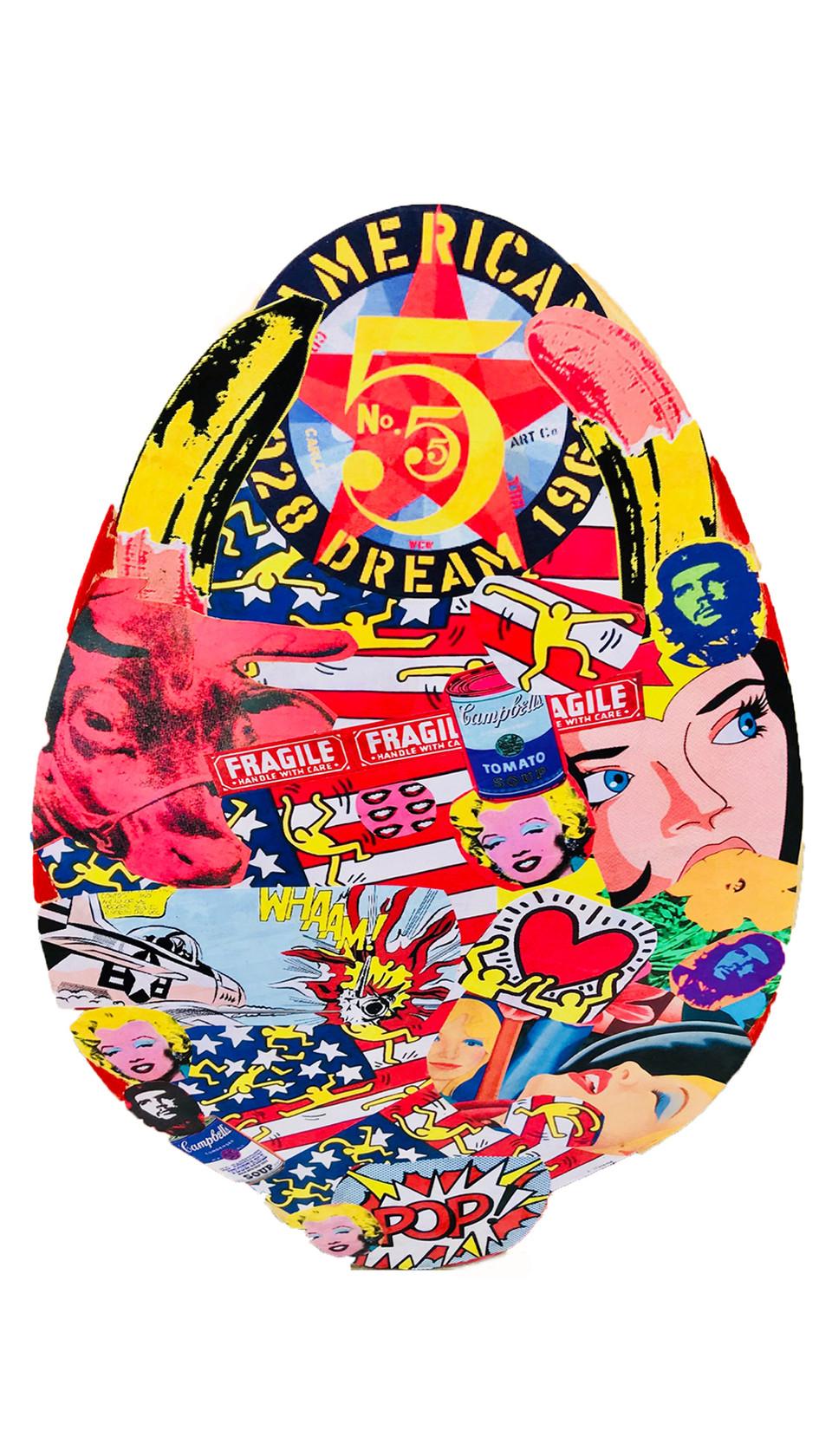 Surf Pop Art