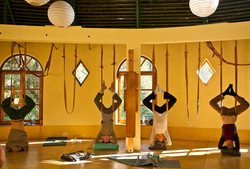 feng shui yoga space קמפיין פורטרטים