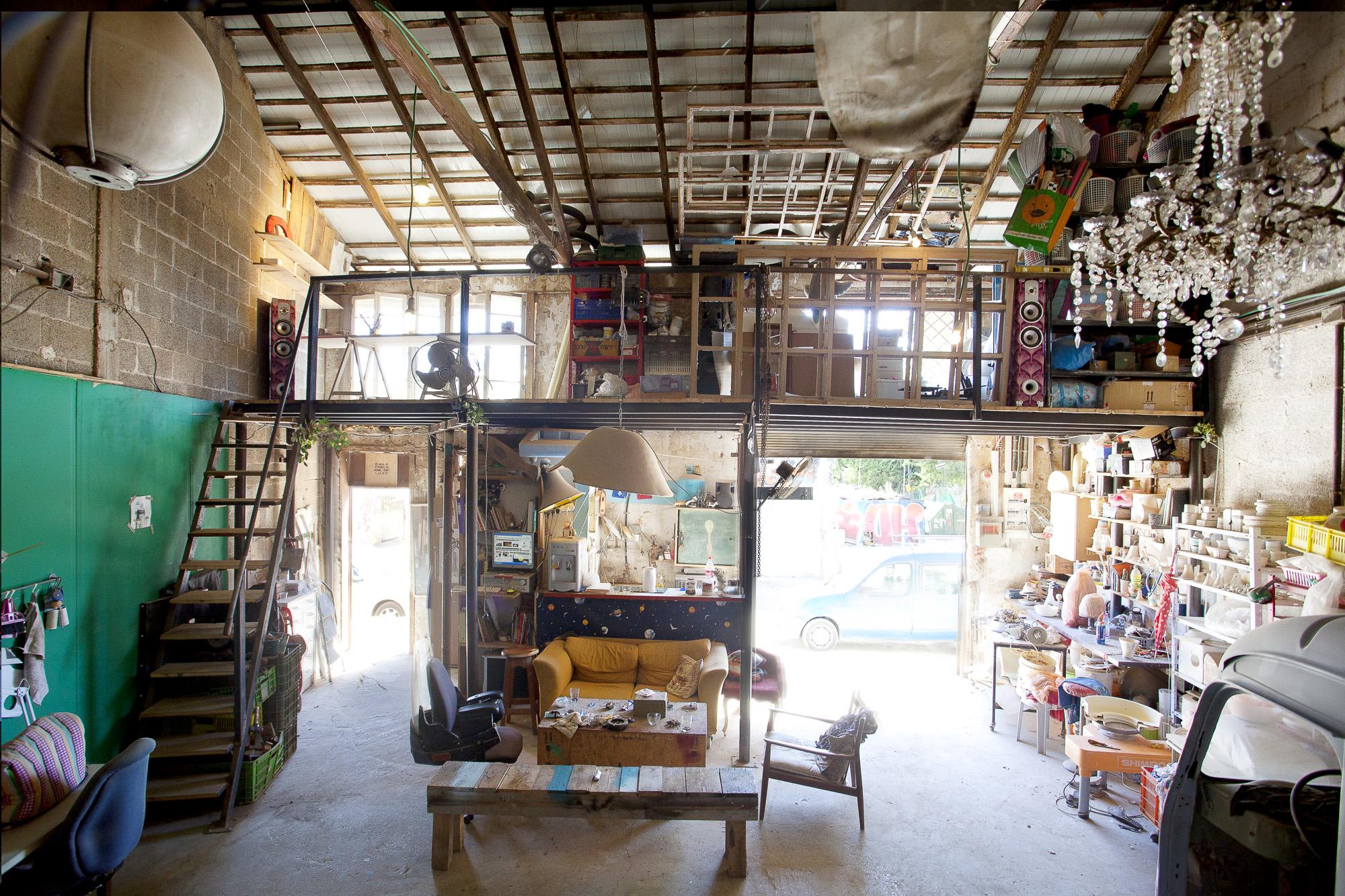 Garage 9