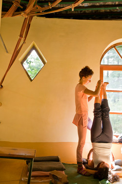 Iyengar Yoga קמפיין פורטרטים