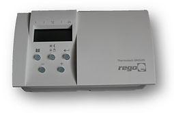 Programovatelný elektroncký termosat