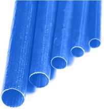 sklovláknitá kolorovaná modrá