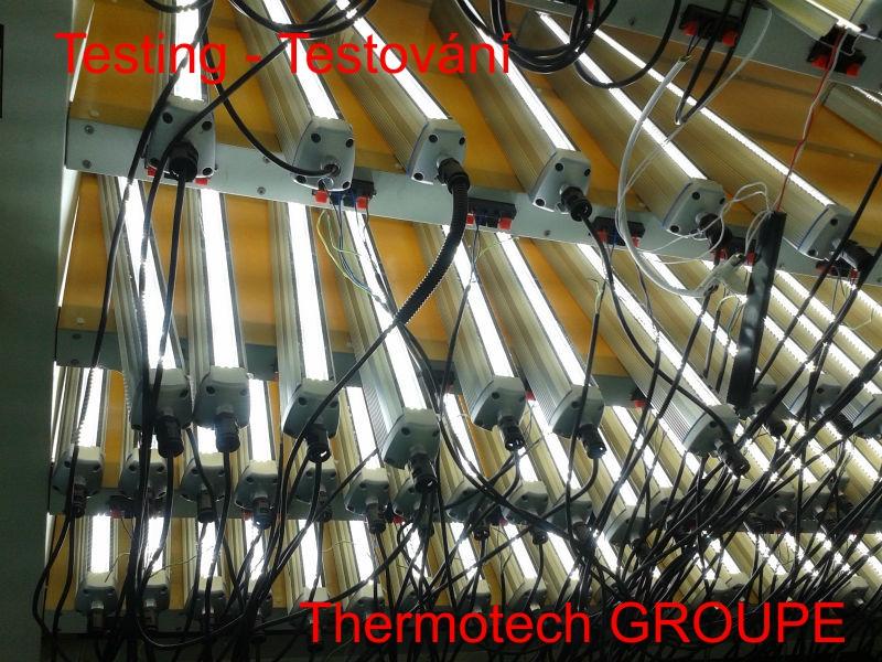 T8-LED-testování produktů