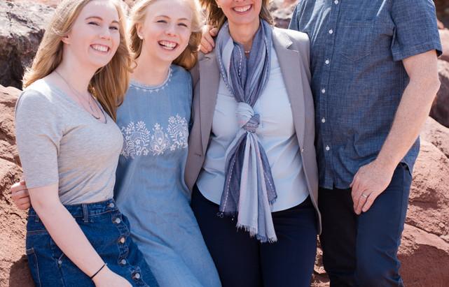 The Higgins Family