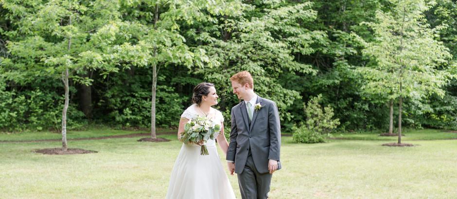 Bekah & David | Married!