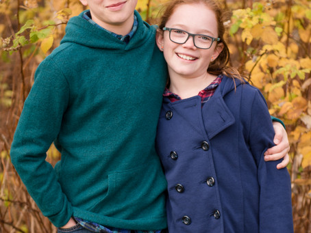 Roberts Siblings