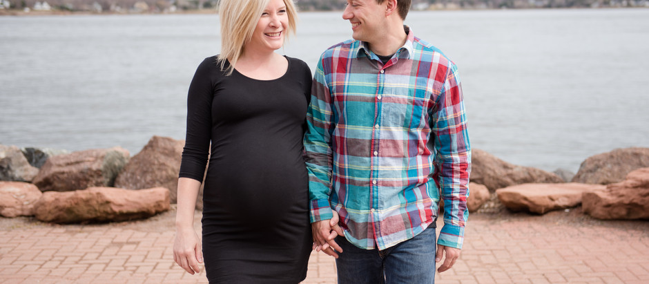 Janessa & Greg   Baby Almost Here!