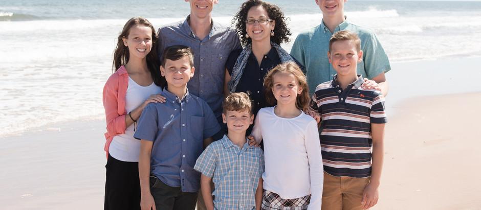 Summer Flash Back: the Mann Family