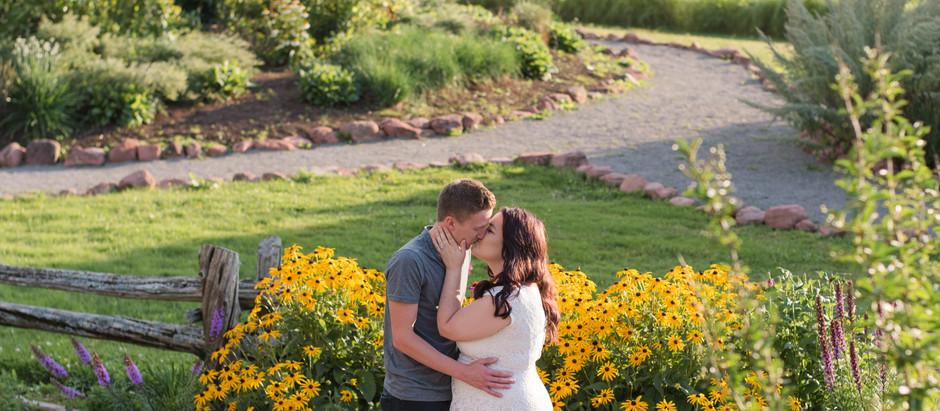 Cody & Rebecca   Engaged