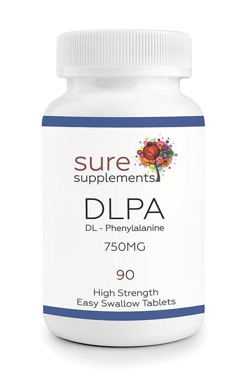 DLPA DL-Phenylalanine 750MG Tablets