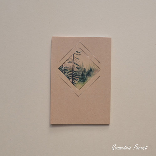 Geometric Forest Notebook