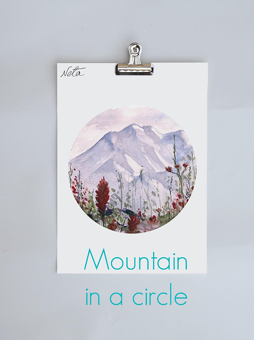 Mountain in a Circle