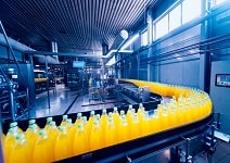 Contract Manufacturing - Beverage factor