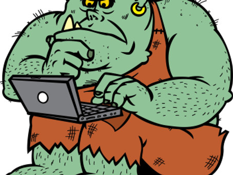 Monday Mayhem – YIPPEE I got a troll!