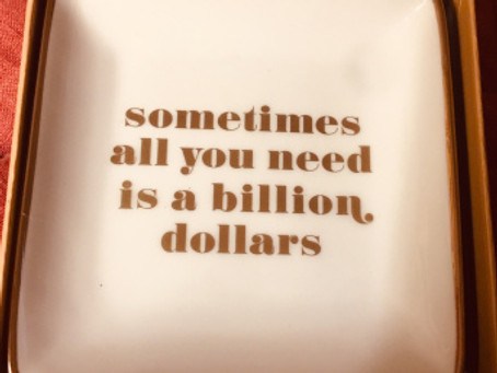 Eff Sh*t Up Friday – Sometimes all you need is a billion dollars