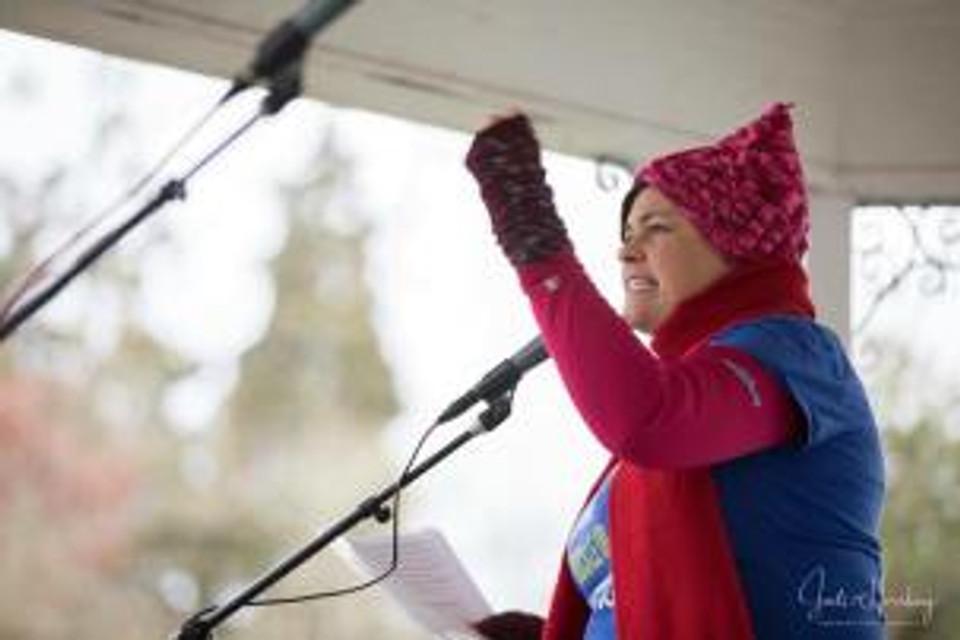 Women's March Speech 1