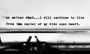 Wide Open Heart