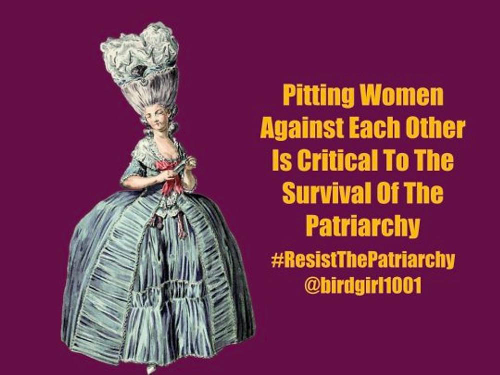 Pitting women