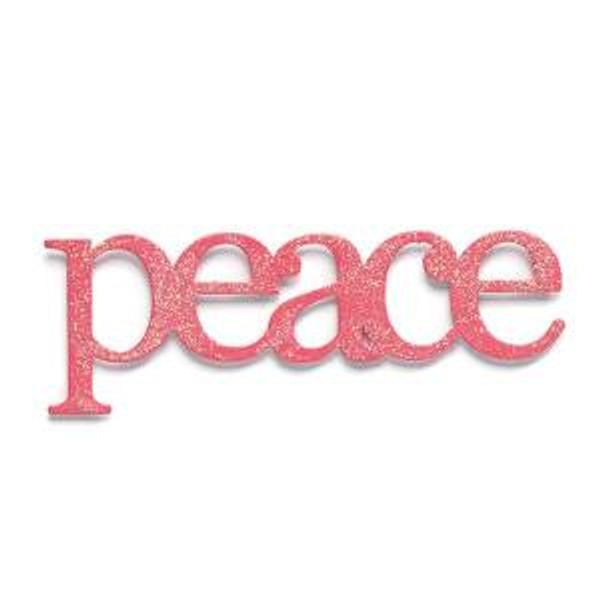 Big Glittery Peace